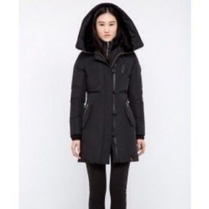 Rudsak mid-long puffer jacket